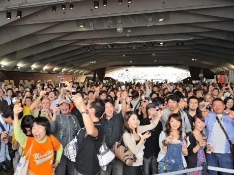 昨年の「ジャパン・ビアフェスティバル横浜」の様子