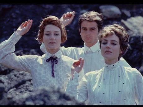 作品「恋のエチュード」より©1971 LES FILMS DU CARROSSE
