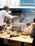 横浜ベイクォーターで「手ぶらで楽しめるバーベキュー」-食材持ち込み自由