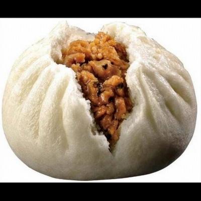 11月3日より100万個限定発売される「横浜中華街「皇朝」監修プレミアム肉まん」