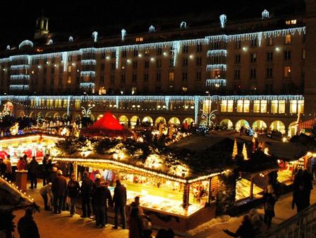 「クリスマスマーケット」(イメージ)