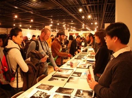 昨年行われた「ヨコハマフォトフェスティバル キックオフイベント」の様子