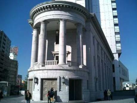 会場となる「ヨコハマ創造都市センター」外観