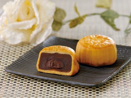 崎陽軒の季節限定商品「横濱月餅 チョコ&チョコ」