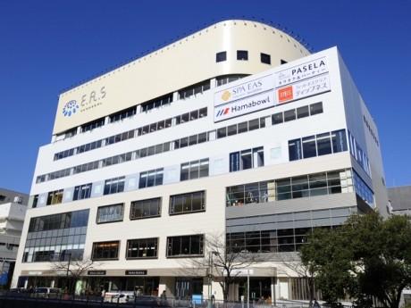 2009年3月12日にリニューアルオープンした「ハマボール イアス」