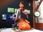 講談師・宝井琴柑さんが恩師の屋上バー「The Bar Tenmar」でライブ