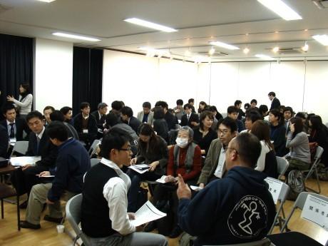 前回開催された「YOKOHAMA SOUP」の様子