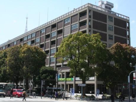 ビジネスプランを募集している横浜市(写真は市庁舎)