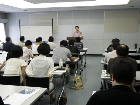 「SRネット横浜」によるセミナーの様子