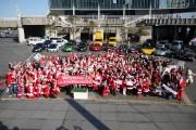 横浜に笑顔届ける「ハマッ子サンタ」を募集-500人のサンタが社会貢献