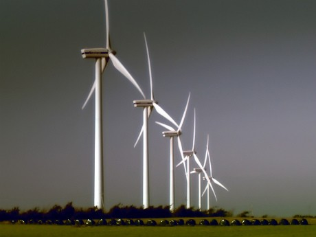 作品「第4の革命 - エネルギー・デモクラシー-」より