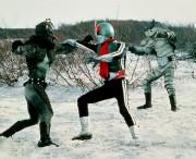 情文センターで「仮面ライダー」展-放送40周年記念企画