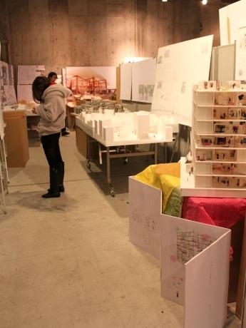 昨年の「横浜近代建築展」の様子(BankART Studio NYK)