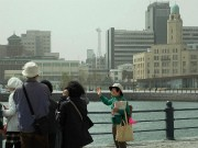 横浜シティガイド協会が「早春ガイドツアー」-横浜三塔をめぐる