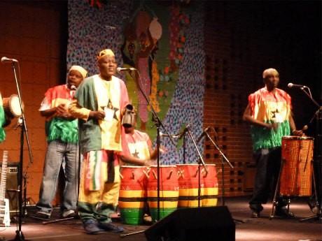 昨年の「アフリカンフェスティバル」の様子
