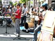 アートとジャズ、ビールの祭典「吉田町ストリート・フェスティバル」