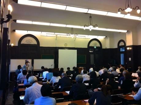 JIA神奈川の勉強会の様子