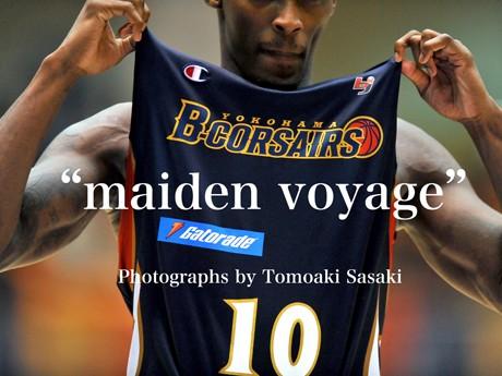 チームのオフィシャルカメラマンを務めた佐々木智明さんの写真約80点が展示される