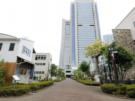 「横浜ホームコレクション」の外観