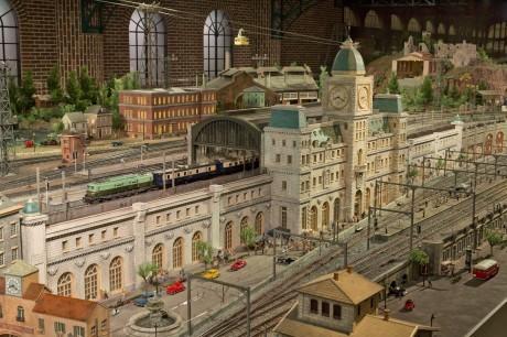 「いちばんてつもパーク」©原鉄道模型博物館