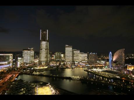 「TOWERS Milight」写真提供:(社)横浜みなとみらい21