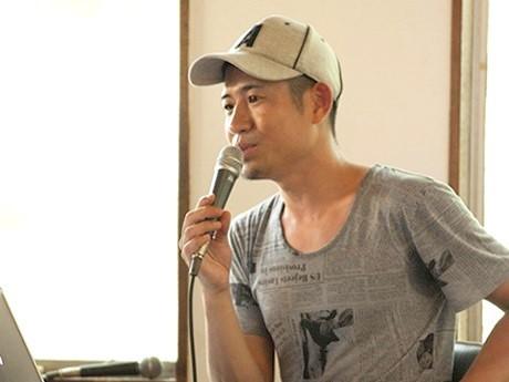講師の元広告批評編集長・河尻亨一さん
