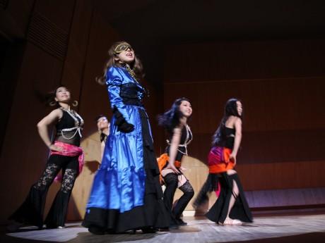 仙台南法人会青年部会25周年記念事業、仙台公演の様子