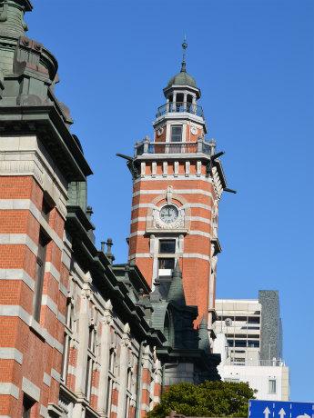 横濱三塔のひとつ「横浜市開港記念会館」はジャックの愛称で親しまれている