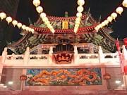 横濱媽祖廟で海の神様の生誕祝う「媽祖祭」ー中華街全域でパレード