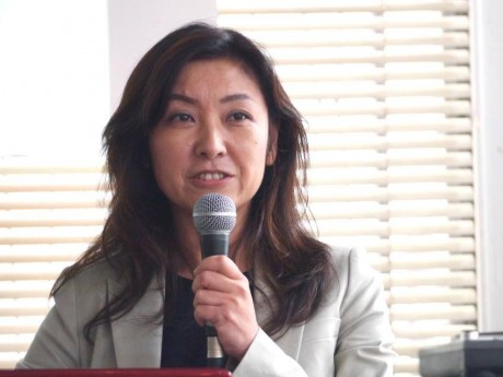 女性の可能性を生かした新しい働き方を支援する「フェアリークラブ」代表の実川香名美さん