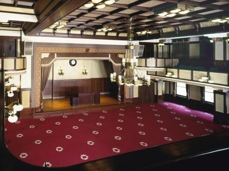 神奈川県庁本庁舎大会議場(提供:神奈川県)