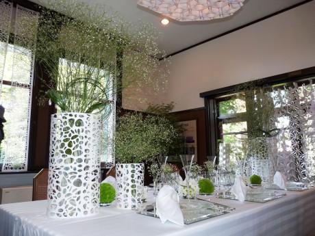 装飾展示「白い森-White Forest-」(エリスマン邸)