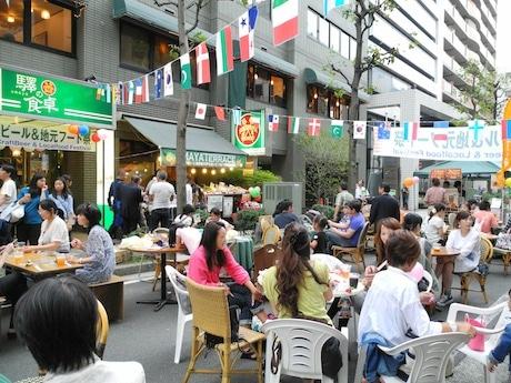 昨年の「神奈川地ビール&地元フード祭」の様子