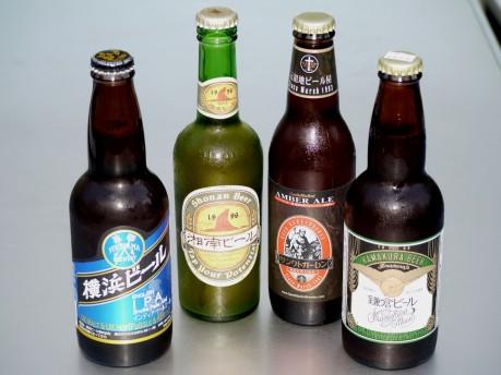 国内外約60種類のビールを提供