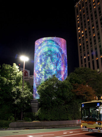 未来への記念碑「風の塔1億の光」イメージ