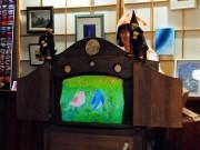 石川町のアートスペース「と」で「よこはま手鳴らしオルゴールカフェ」