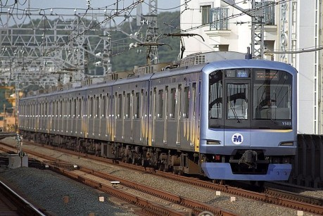 横浜高速鉄道Y500系(Photographer:yaguchi)