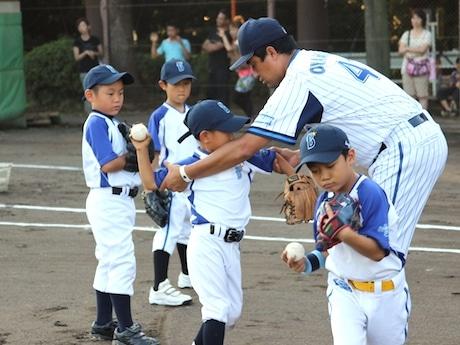 教室 ベイスターズ 野球