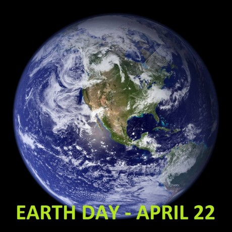 アースデイの4月22日には世界各国でイベントが行われている
