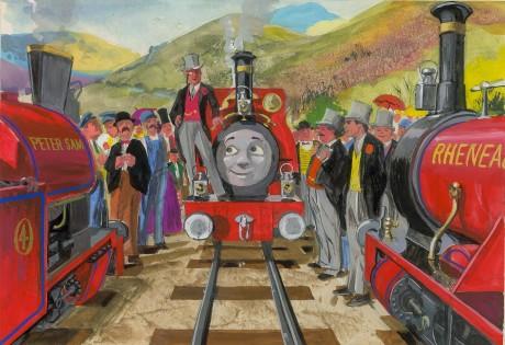 ガンバ―&ピーター・エドワーズ 「ダックと公爵」 1965年©2014 Gullane (Thomas) Limited.