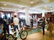 赤レンガ倉庫で「サイクルスタイル×ミニベロフェスタ!」-自転車ライフを提案