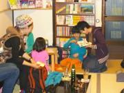 横浜駅西口のマンガも読める喫茶店で子連れ優先デー「子づれさんのためのいちにち」