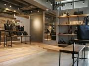 日本大通りに廃タイヤを再利用したブランド「SEAL」直営店がオープン