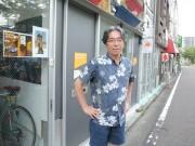 黄金町の再生描く小説「横浜黄金町パフィー通り」-作家・阿川大樹さん
