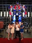 パシフィコ横浜で「トランスフォーマー博」が開幕-巨大ジオラマも