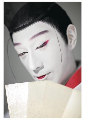市川海老蔵特別公演「源氏物語」©篠山紀信