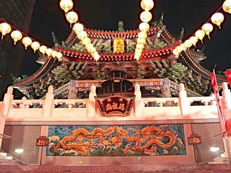 開廟9周年を迎える「横浜媽祖廟」
