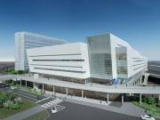 パシフィコ横浜の隣に新たなMICE施設 事業費378億円、2020年春の開業を目指す