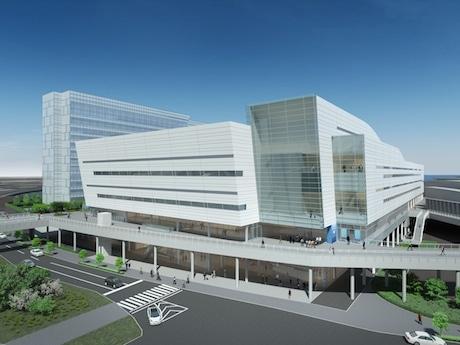 新MICE施設の提案イメージ