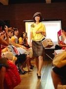 YCCで「横浜コレクション」 地元ブランドを「美小柄」モデルら着こなし